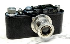 La cámara Leica de Cartier-Bresson