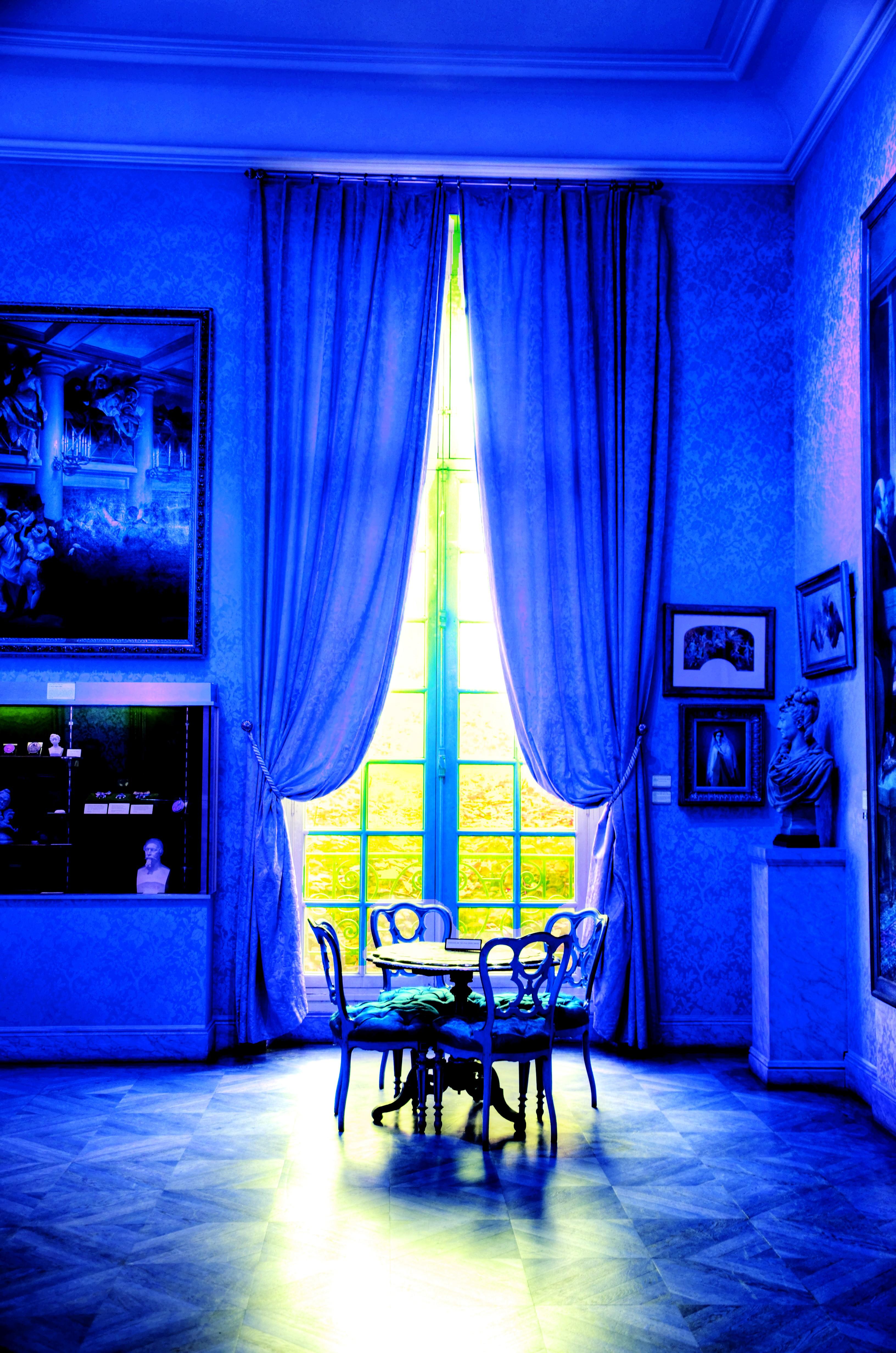 El cuarto azul aguillaumin 39 s blog for Cuartos decorados azul
