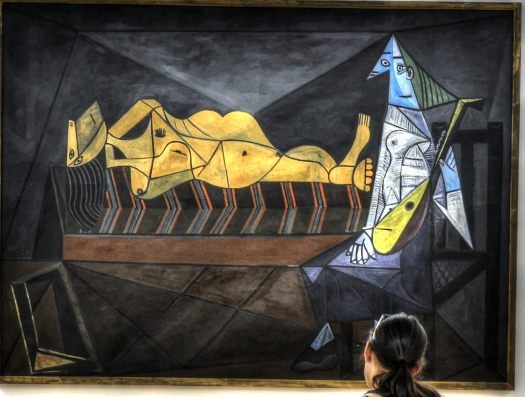 L'Aubade, de Pablo Picasso.