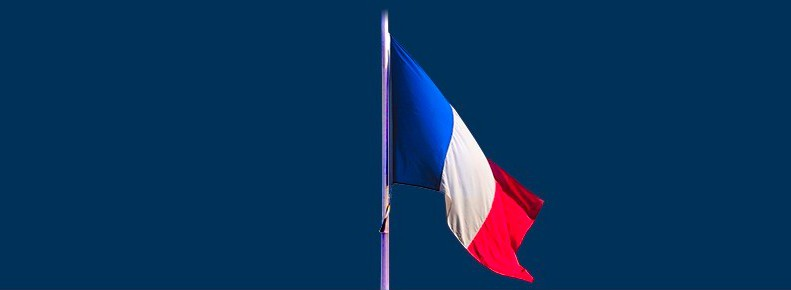 bandera francia bis