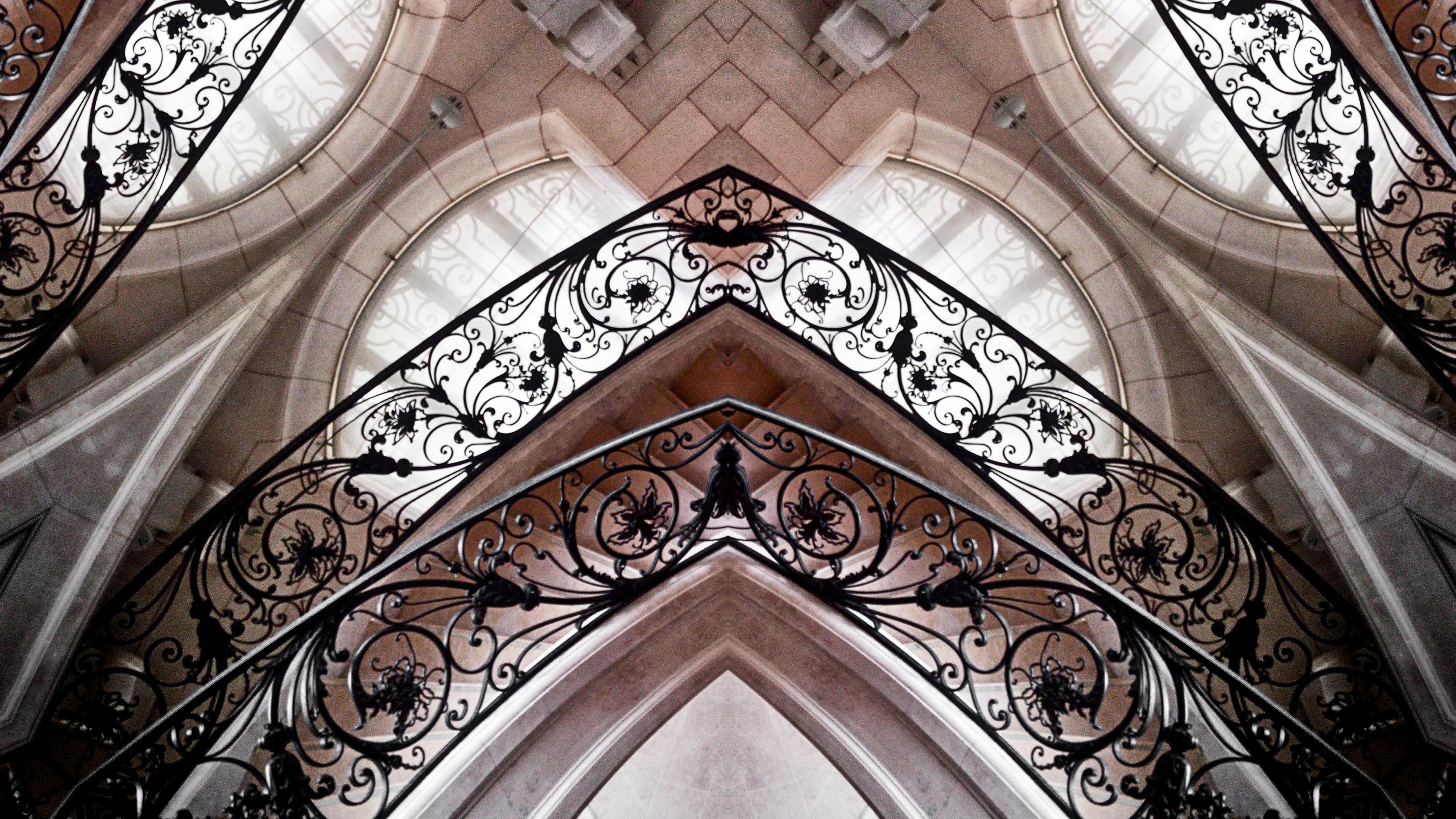Escalera, Petit Palais