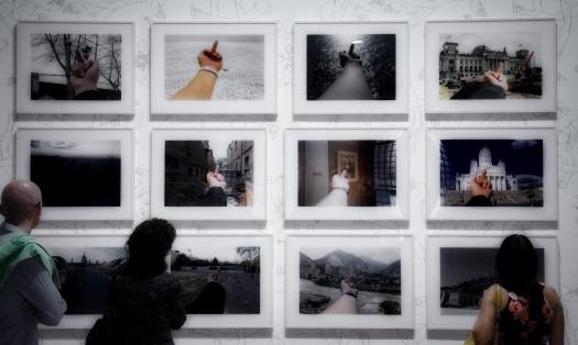 Estudio de la Perspectiva, exposición Liber, Florencia.