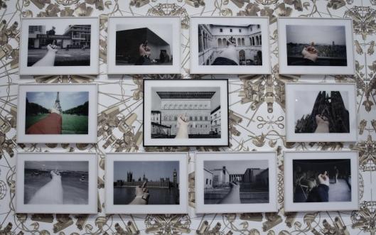 Estudio de la Perspectiva, exposición Libero, Florencia.